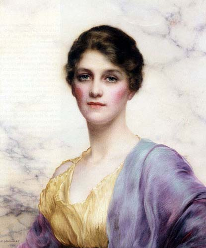 1073 William Clarke Wontner Paintings oil paintings for sale