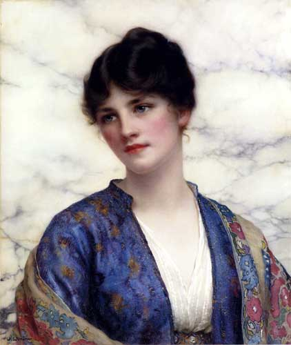 1074 William Clarke Wontner Paintings oil paintings for sale