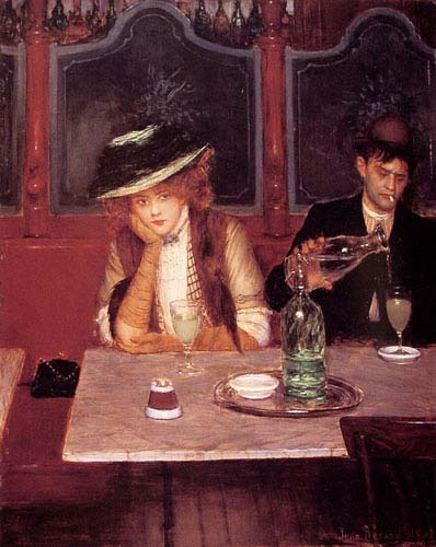11014 Jean Beraud Paintings oil paintings for sale