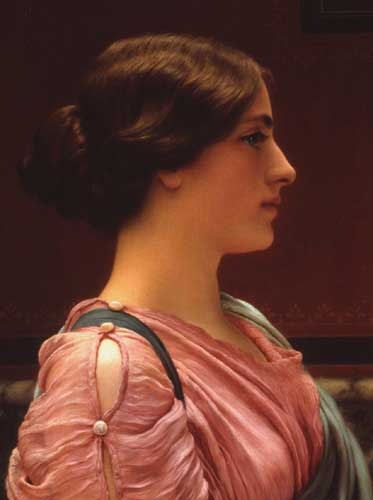 1120 John William Godward paintings oil paintings for sale