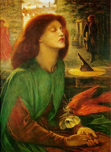 11520 Dante Gabriel Rossetti Paintings oil paintings for sale