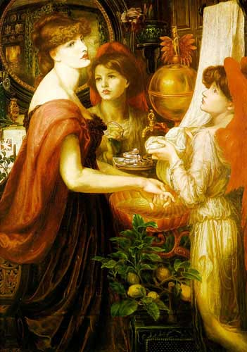 11523 Dante Gabriel Rossetti Paintings oil paintings for sale