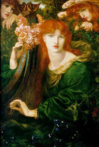 11525 Dante Gabriel Rossetti Paintings oil paintings for sale