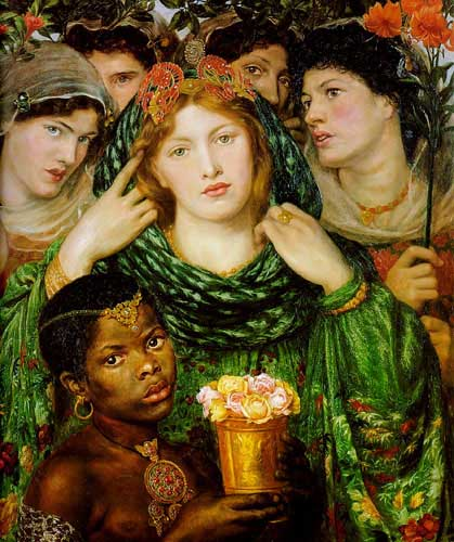 11533 Dante Gabriel Rossetti Paintings oil paintings for sale