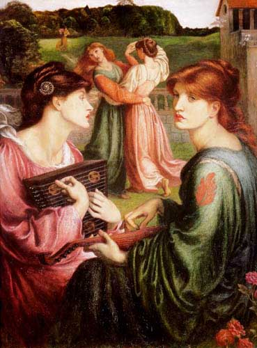 11534 Dante Gabriel Rossetti Paintings oil paintings for sale
