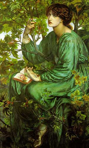 11535 Dante Gabriel Rossetti Paintings oil paintings for sale