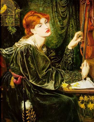 11536 Dante Gabriel Rossetti Paintings oil paintings for sale