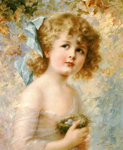 11570 Emile Vernon Paintings oil paintings for sale