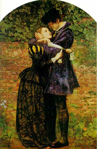 11576 John Everett Millais Paintings oil paintings for sale