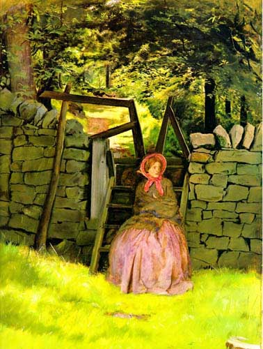 11644 John Everett Millais Paintings oil paintings for sale