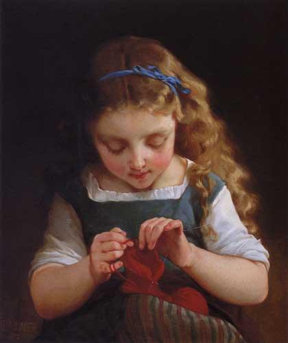 11661 Emile Munier Paintings oil paintings for sale