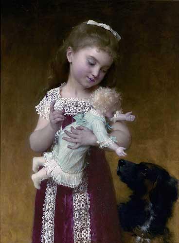 11664 Emile Munier Paintings oil paintings for sale