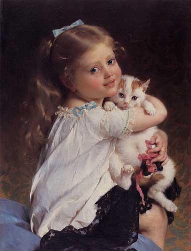11665 Emile Munier Paintings oil paintings for sale