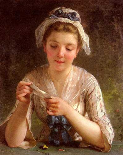 11677 Emile Munier Paintings oil paintings for sale