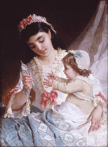 11678 Emile Munier Paintings oil paintings for sale