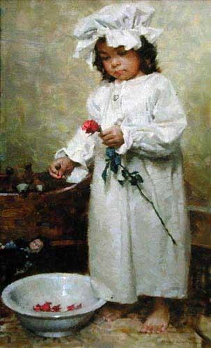 11756 Morgan Weistling Paintings oil paintings for sale