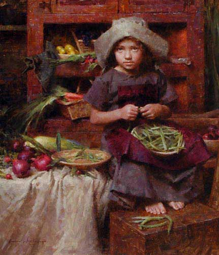 11757 Morgan Weistling Paintings oil paintings for sale