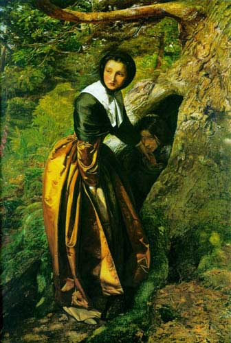 11791 John Everett Millais Paintings oil paintings for sale