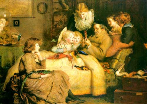 11793 John Everett Millais Paintings oil paintings for sale