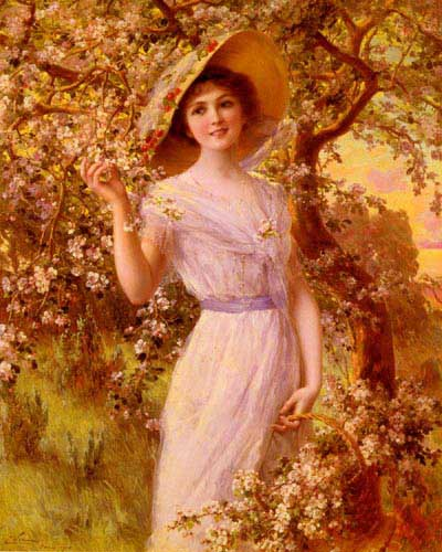 11895 Emile Vernon Paintings oil paintings for sale