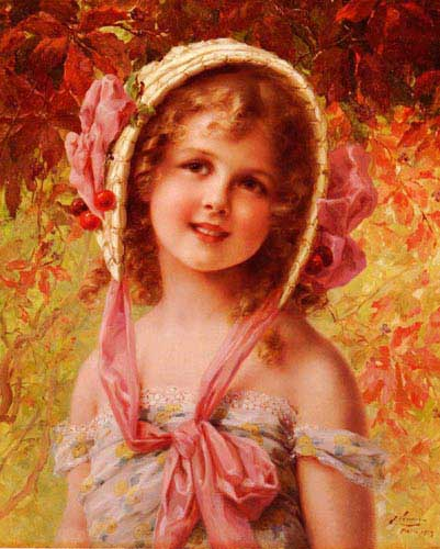 11896 Emile Vernon Paintings oil paintings for sale