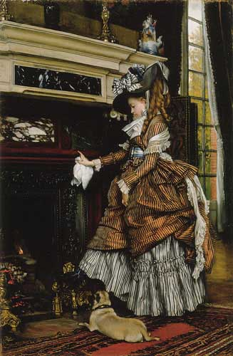 1193 James Tissot Paintings oil paintings for sale