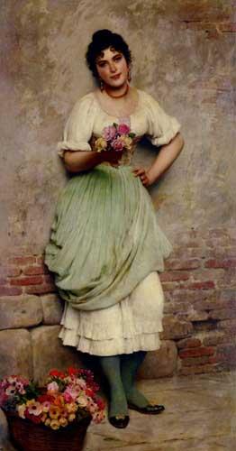 1197 Eugene De Blaas Paintings oil paintings for sale