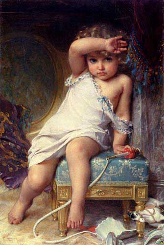 11999 Emile Munier Paintings oil paintings for sale
