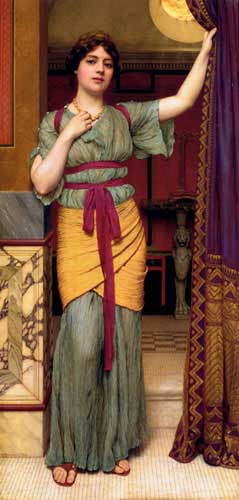 12001 John William Godward paintings oil paintings for sale