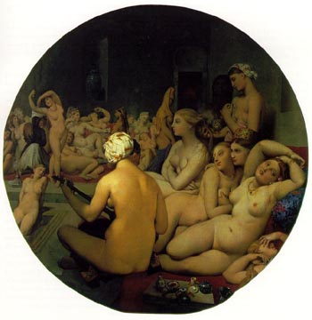 1201 Ingres Paintings oil paintings for sale