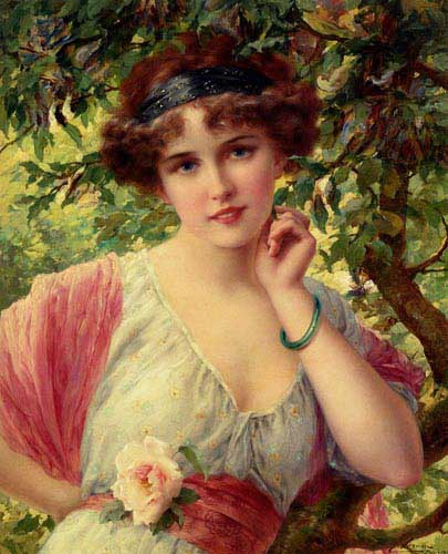12045 Emile Vernon Paintings oil paintings for sale