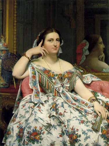 1208 Ingres Paintings oil paintings for sale