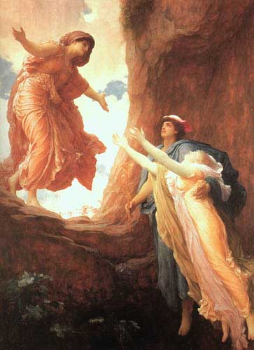 12116 Frederic Leighton Paintings oil paintings for sale