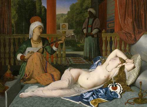 1212 Ingres Paintings oil paintings for sale