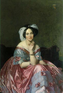 1217 Ingres Paintings oil paintings for sale