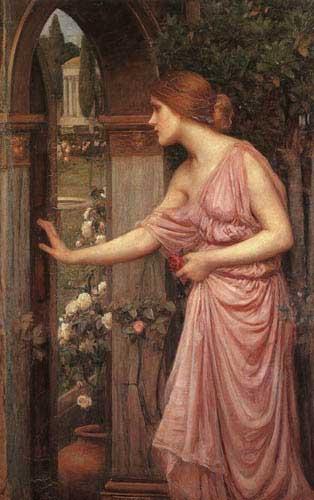 12172 John William Waterhouse Paintings oil paintings for sale