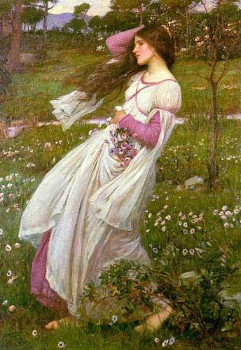 12173 John William Waterhouse Paintings oil paintings for sale