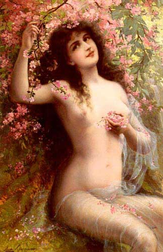 12306 Emile Vernon Paintings oil paintings for sale