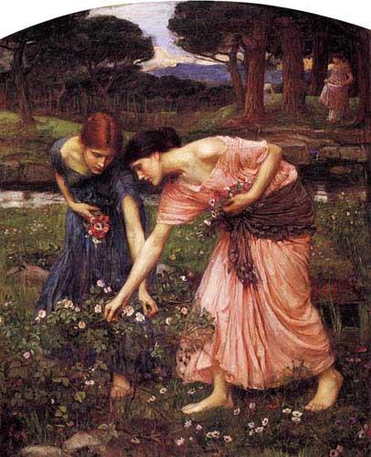 12378 John William Waterhouse Paintings oil paintings for sale