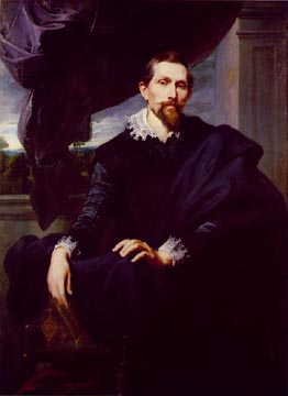 Oil Paintings Production:Sir Anthony van Dyck: Frans Snyders hspace=