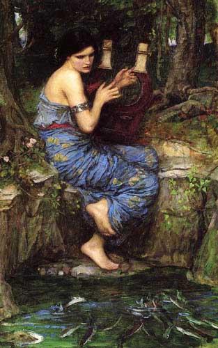 12380 John William Waterhouse Paintings oil paintings for sale