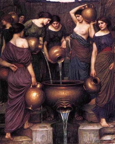 12381 John William Waterhouse Paintings oil paintings for sale