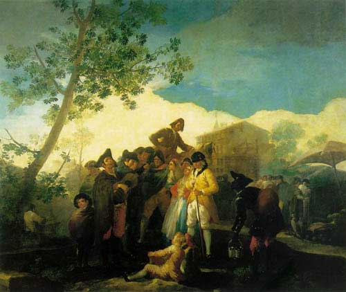 1254 Francisco Goya Paintings oil paintings for sale