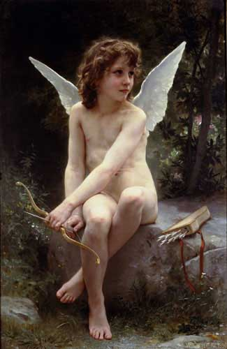 12545 Angel Oil Paintings oil paintings for sale