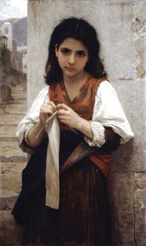 12599 William Bouguereau Paintings oil paintings for sale