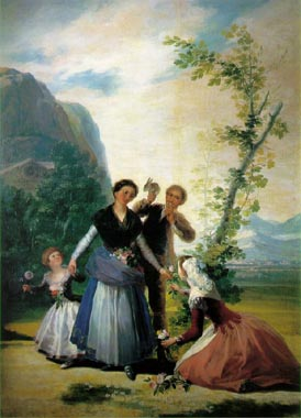 1261 Francisco Goya Paintings oil paintings for sale