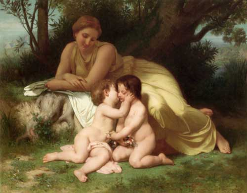 12610 William Bouguereau Paintings oil paintings for sale