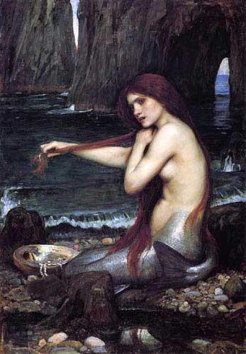 12627 John William Waterhouse Paintings oil paintings for sale