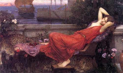 12630 John William Waterhouse Paintings oil paintings for sale