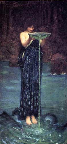 12631 John William Waterhouse Paintings oil paintings for sale